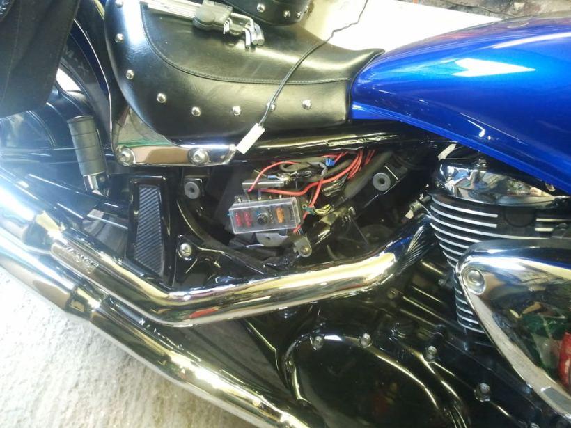 Suzuki Motorcycle Wiring Diagrams 2000 800 Intruder. 2000 ... on
