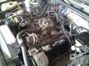 Olds Smog 307 to '71 Rocket 350 Engine Swap  Page 5