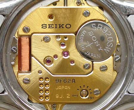 Seiko Twin Quartz de 1979