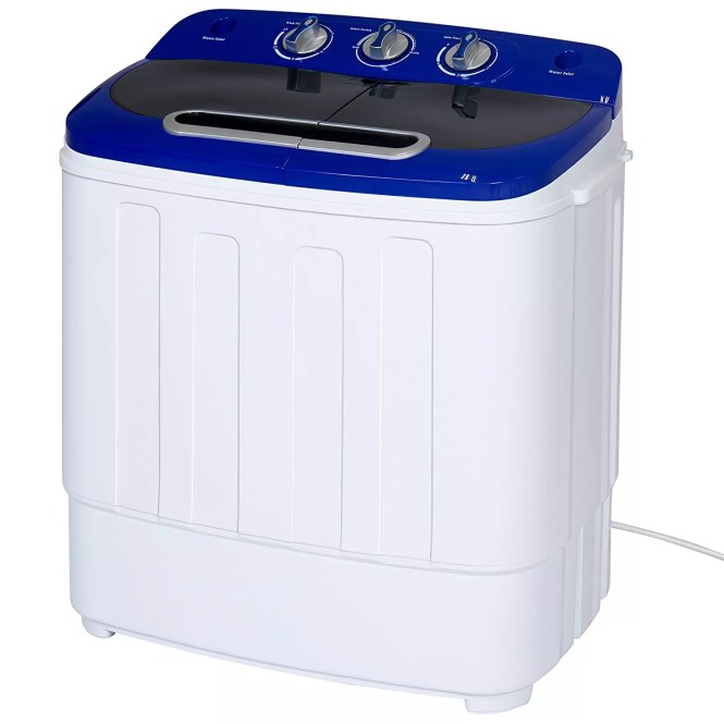 9 Best Portable Washing Machines Spin Dryers 2019 Mini