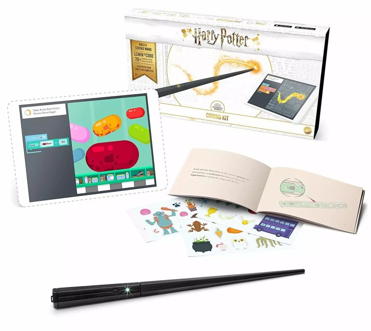 Where to Buy Kano Harry Potter Wand (Coding) in 2018 - Release Date, Price & Pre Order