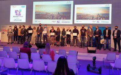 2iXR finalista en AMT Smart Destinations Awards