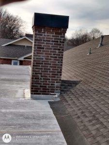 repoint chimney bricks