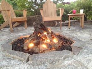 propane firepit