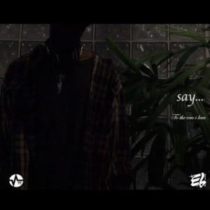 DOWNLOAD MP3:E.L – SAY TO THE ONE I LOVE