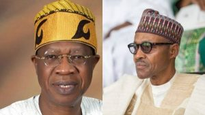 Selling Buhari to the International community was an easy task