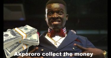DOWNLOAD MP3: Akpororo - Collect