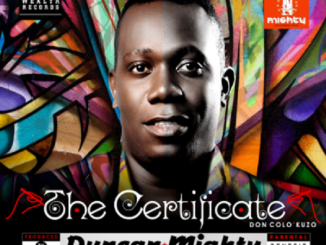 DOWNLOAD MP3: Duncan Mighty - All Belongs To You