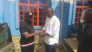 Engr. Onunkwo surprises Clergyman with a Car in Anambra state.