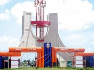 UNIZIK 2019 Cut off marks for all departments