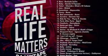 Download DJ Kay Y Real Matters Da Mixtape