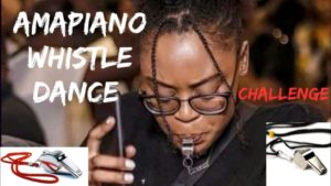Amapiano Whistle Challenge Mp3 Download