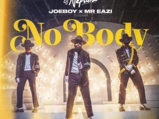 DJ Neptune x Joeboy x Mr Eazi Nobody Video Download