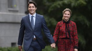 Canadian Prime Minister's Wife Recovers From Coronavirus
