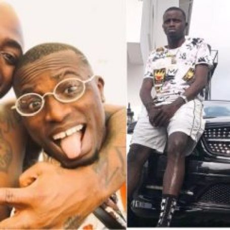 Aloma DMW Says It's Better To Be A House Boy To Davido Than Be A Bank Manager