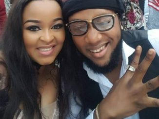 Kcee Welcomes Third Child With Beautiful Wife