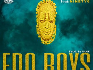 Magnito - Edo Boys ft. Ninety6 DOWNLOAD MP3