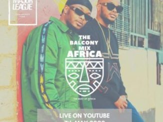 Major League Amapiano Live Balcony Mix 14 Mp3 Download
