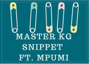 Master KG 2020 New hit song DOWNLOAD Mp3