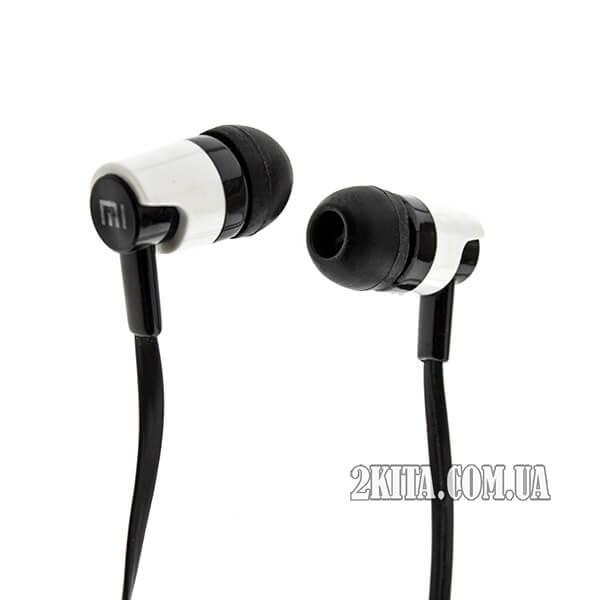 Наушники (гарнитура) Xiaomi earphones Mi-6 Black c7512e7730a1f