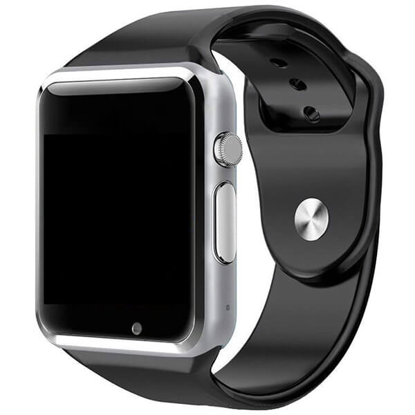 Смарт-часы UWatch SmartWatch A1 Silver