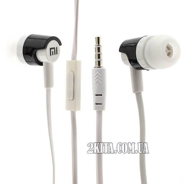 Наушники (гарнитура) Xiaomi earphones Mi-6 White 3f510cf3f8c34