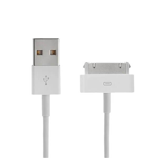USB кабель для зарядки и синхронизации iPhone 2G/3G/3Gs/4/4s/iPad 1/2/3