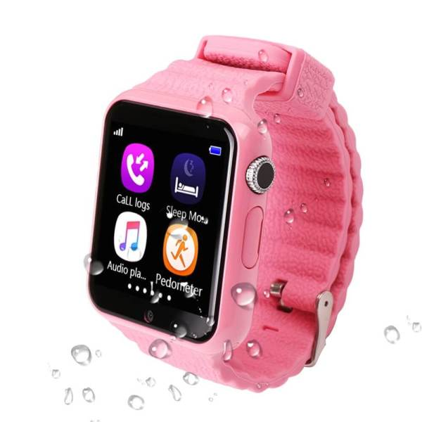 GPS смарт-часы Smart Watch V7K Pink