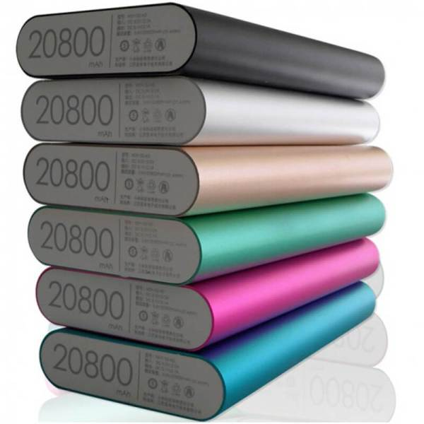 Power Bank Xiaomi MI20800 mAh