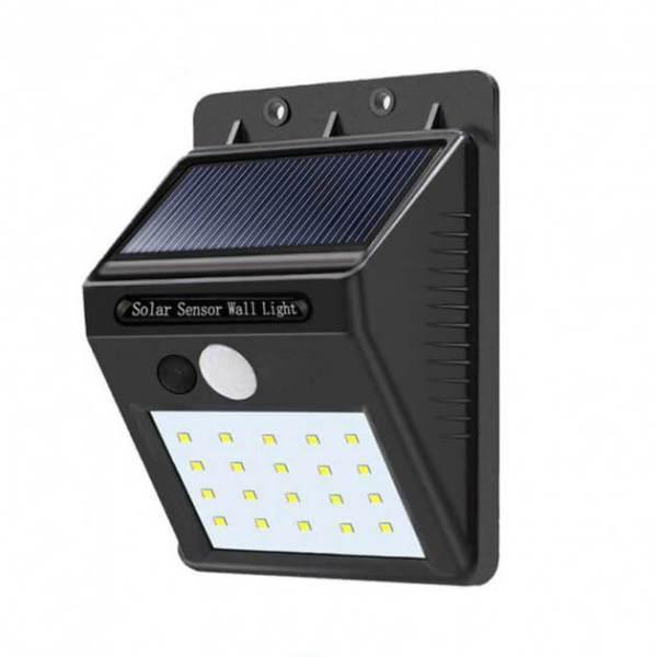 Уличный LED фонарь Solar Motion Sensor Light на солнечной батарее с датчиком движения
