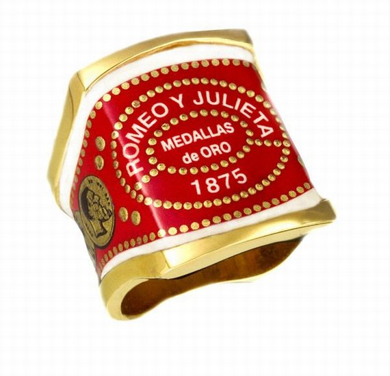 Masculine Jewelry Custom Cigar Band Rings From Bands O