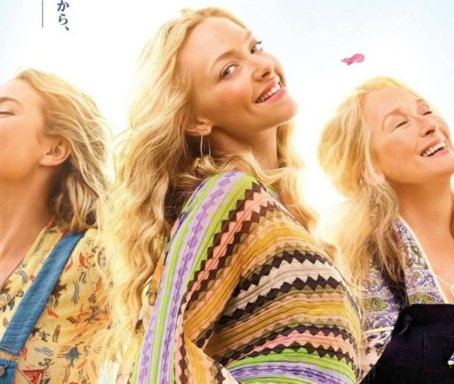 Mamma Mia Here We Go Again Features Spirit Lifting Choreography And A Gorgeous Sun Kissed Cast