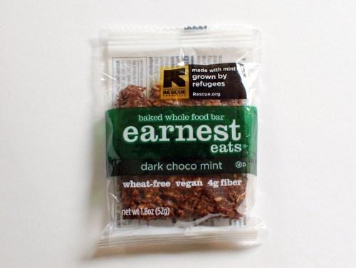Hey Vern, it's Earnest Eats.