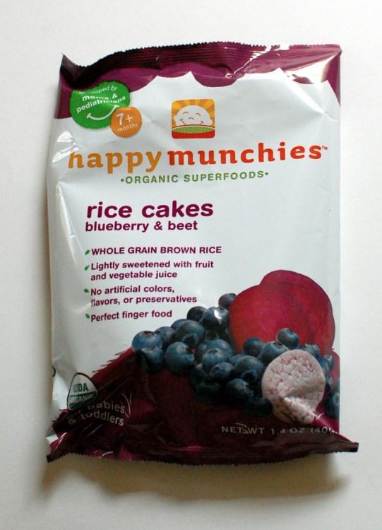Munchies! Happy ones.