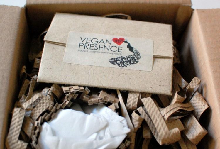 Vegan Presence Box June 2013 Review