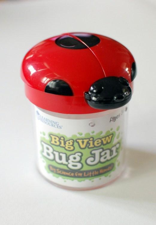 Bug jar!
