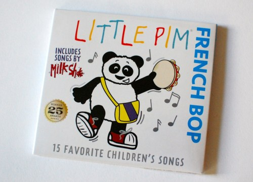 Baby-friendly music. In French.