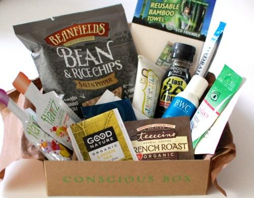 Eco-friendly goodies!
