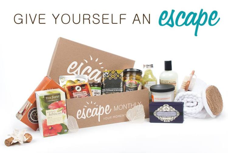 Giveaway! Win a free box from Escape Monthly! — Ends 7/27