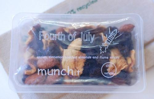 My snack mix!