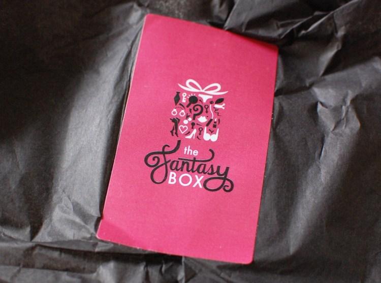 "The Fantasy Box ""Essentials"" Review & Discount Code"