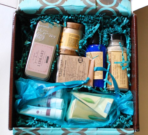 Spa in a box!