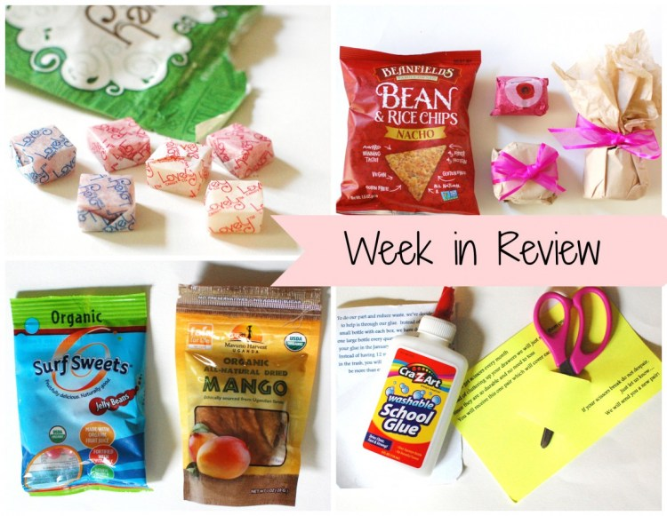 Week in Review: I have FIVE giveaways up! Have you entered them all?