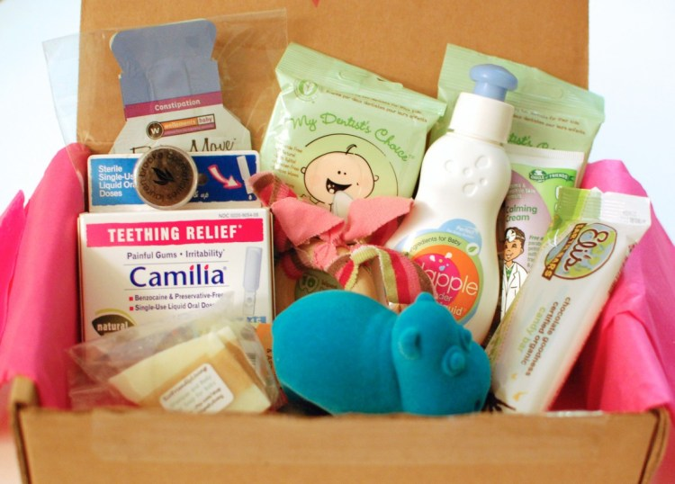 "Ecocentric Mom ""Baby"" Box November 2013 Review"