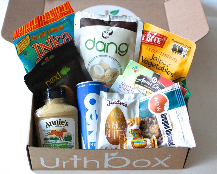 Urthbox January 2014 Review