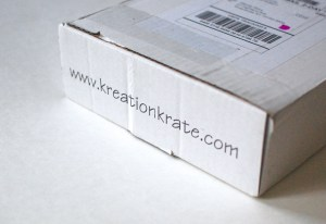 Kreation Krate April 2014 review