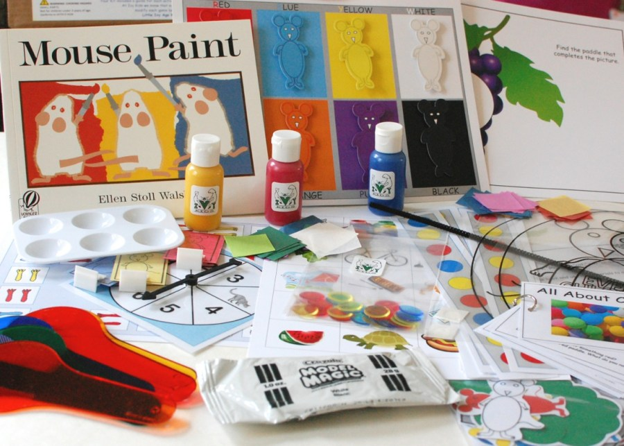 Ivy Kids August 2014 Kit review