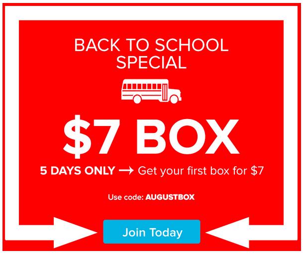A Few Great Subscription Box Deals!
