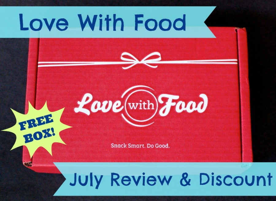 Love With Food July Review