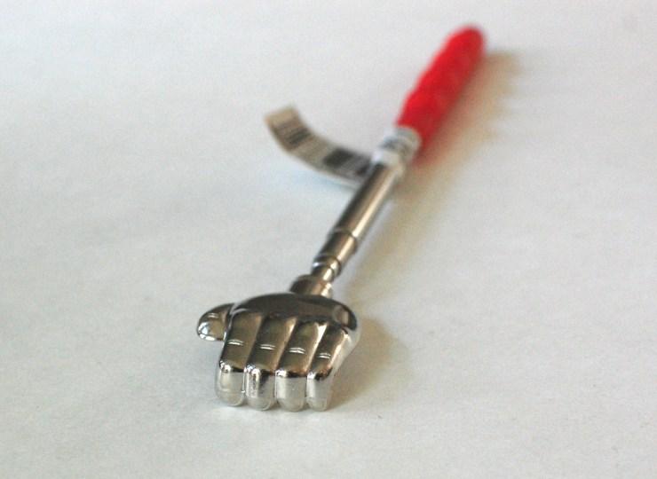 Extendable Hand Back Scratcher
